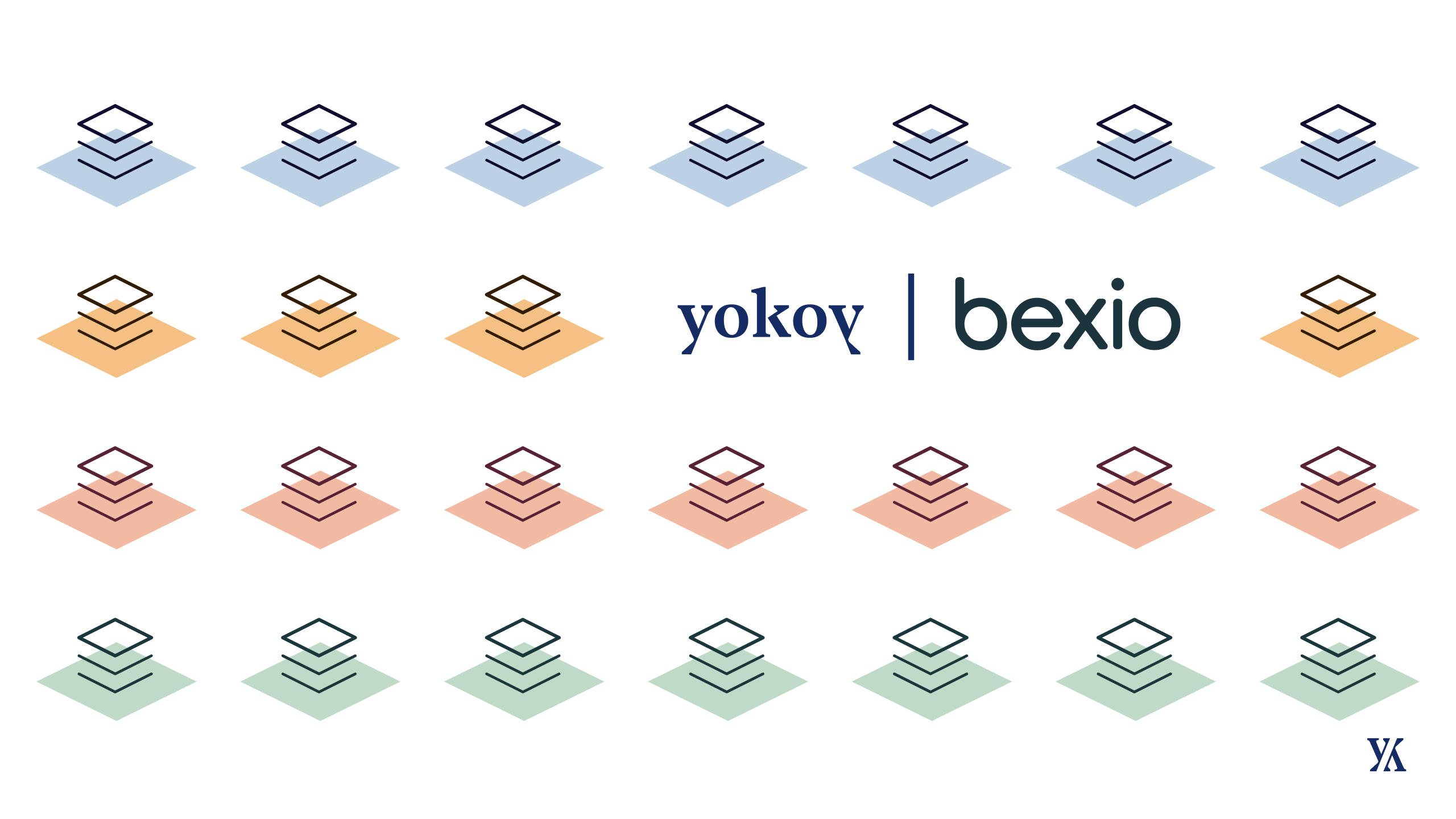 Banner of Yokoy being available on the bexio marketplace