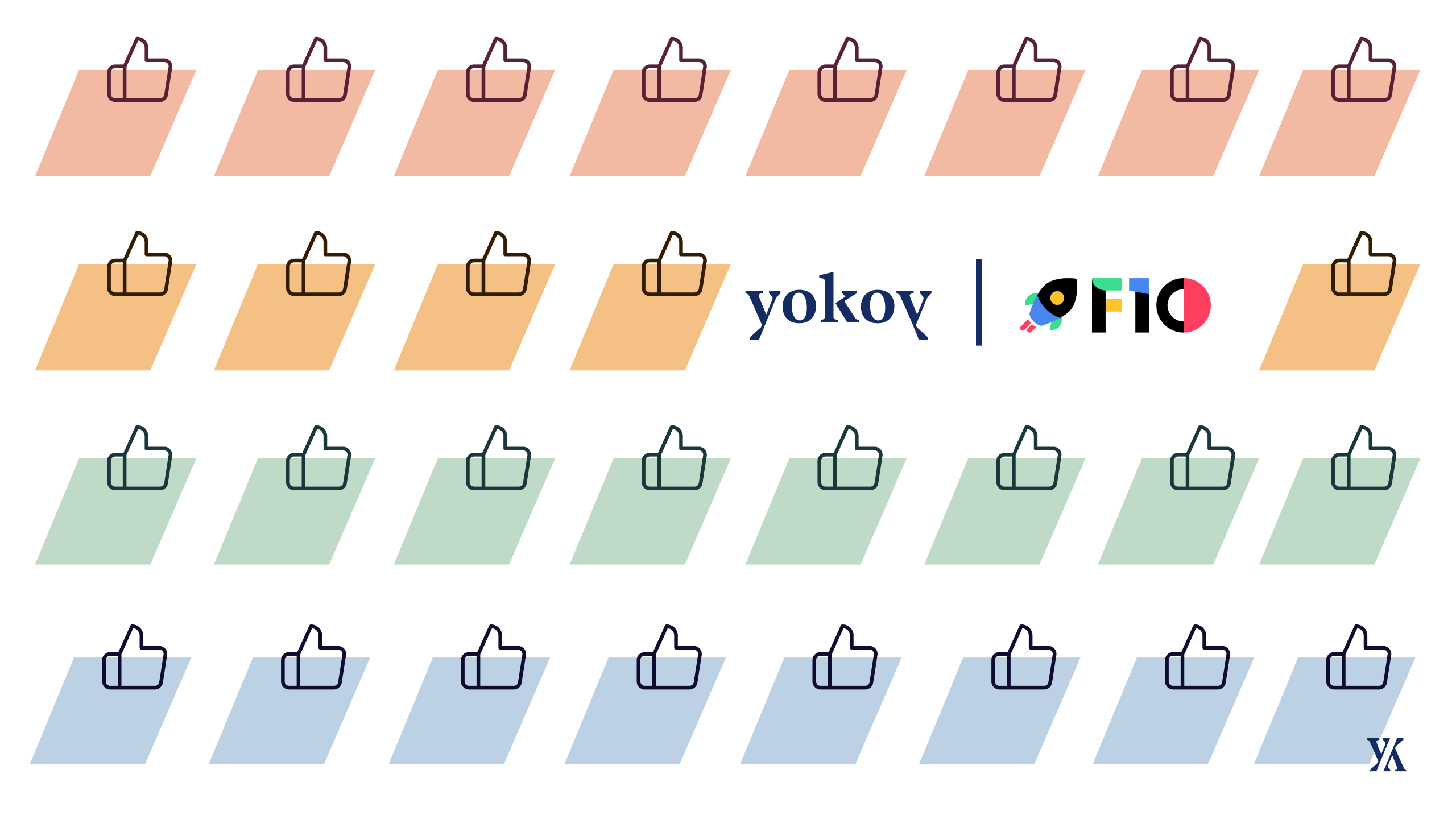 Banner of Yokoy joining F10 Scale-up Program