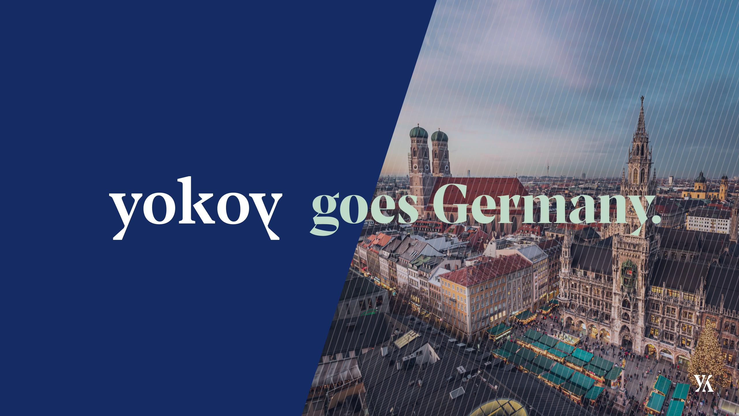 Yokoy goes Germany